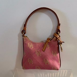 Vintage Dooney and Bourke mini handbag